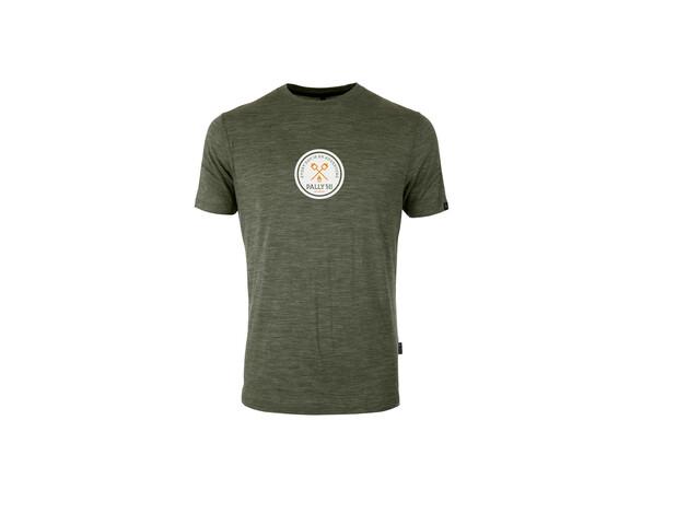 Pally'Hi Roast Mellow T-Shirt Men, heather moss